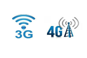What is 3G and 4G (URDU)?