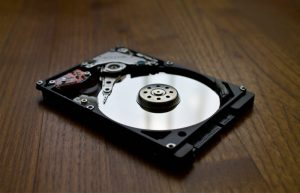 Hard disk re partition by disk management