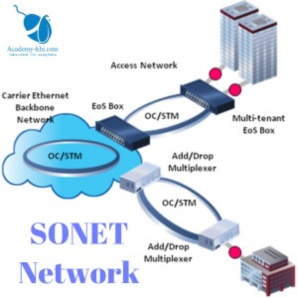 SONET Synchronous Optical Network in Urdu and Hindi