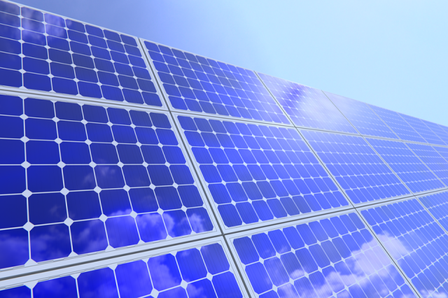 Solar Cell working